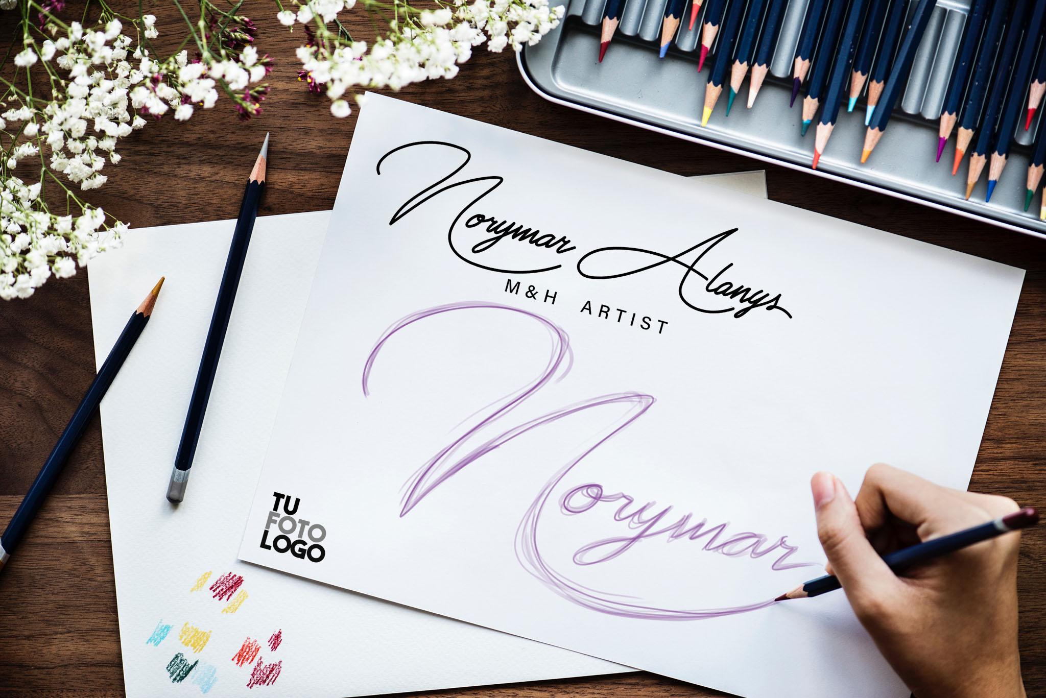 Les presentamos el logo de Norymar Alanys